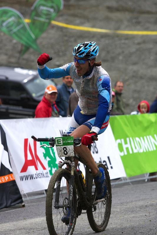 Alpentour Trophy, Schladming /AUT/ - 2. etapa, 30.5. 2009 - Milan Sp�n�