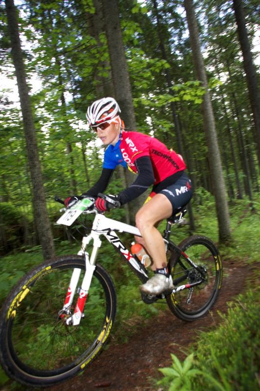 Alpentour Trophy, Schladming /AUT/ - 3. etapa 31.5. 2009 - Barbora Radová