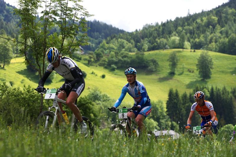Alpentour Trophy, Schladming /AUT/ - 3. etapa 31.5. 2009 - Josef Kamler v elitn� spole�nosti
