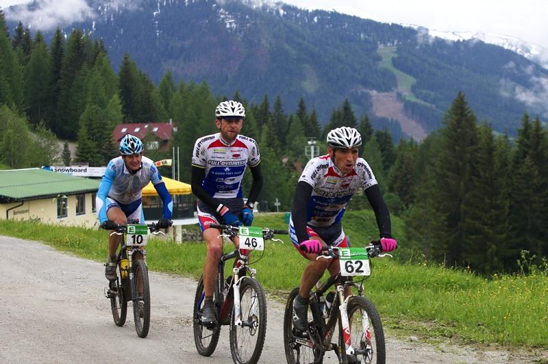 Alpentour Trophy, Schladming /AUT/ - 4. etapa 1.6. 2009 - Full Dynamix si byl moc dobře vědom soutěže s Českou spořitelnou
