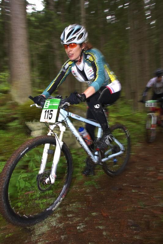 Alpentour Trophy, Schladming /AUT/ - 4. etapa 1.6. 2009 - Alena Krn��ov�