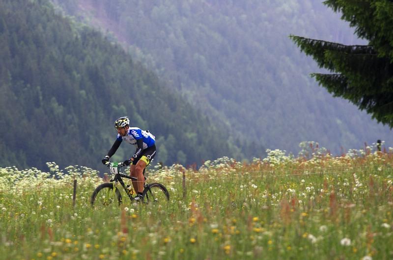 Alpentour Trophy, Schladming /AUT/ - 4. etapa 1.6. 2009 - Alban Lakata