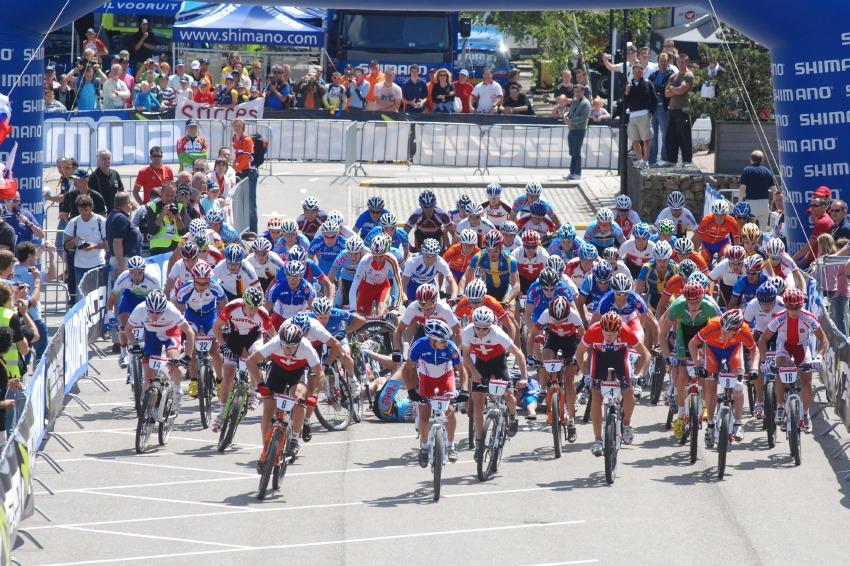 Mistrovstv� Evropy XC 2009 - Zoetermeer /NED/ - mu�i a �eny U23:
