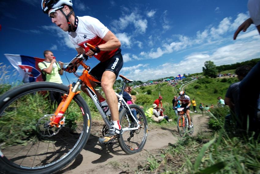 Mistrovství Evropy XC 2009 - Zoetermeer /NED/ - muži a ženy U23: Thomas Litscher
