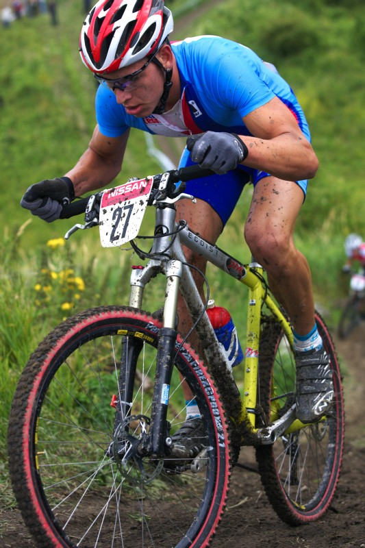 Mistrovstv� Evropy MTB XC 2009 - Zoetermeer /NED/ - juniorky & junio�i: