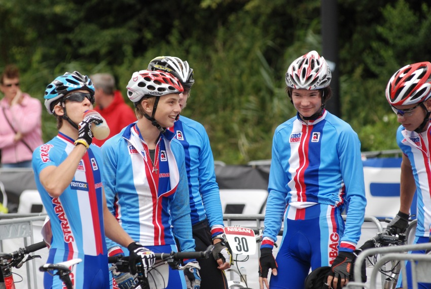 Mistrovství Evropy MTB XC 2009 - Zoetermeer /NED/ - juniorky & junioři: