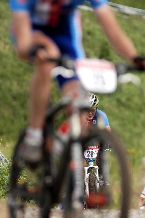 Mistrovství Evropy MTB XC 2009 - Zoetermeer /NED/ - juniorky & junioři: Michal Šimerle