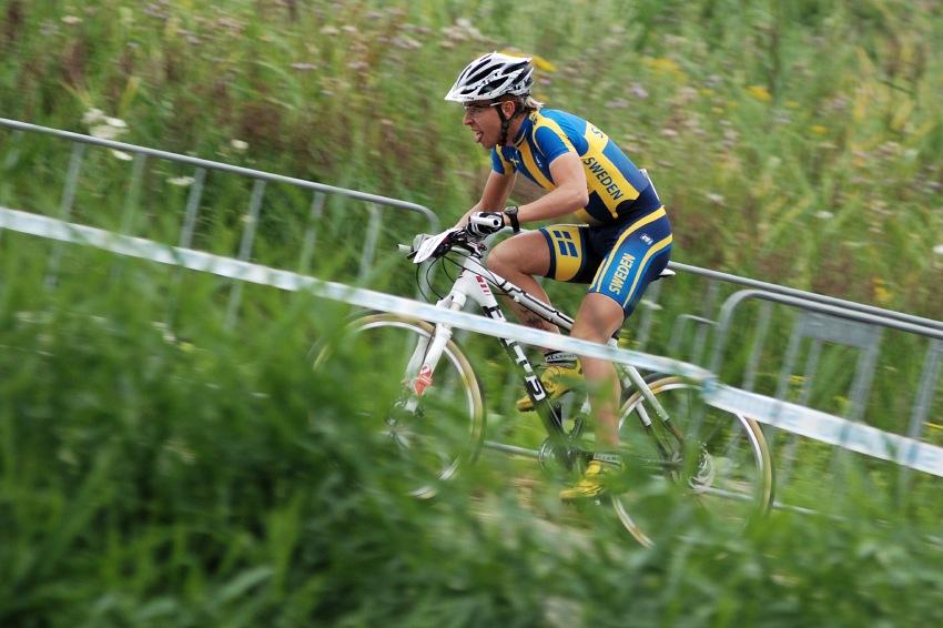 Mistrovství Evropy MTB XC 2009 - Zoetermeer /NED/ - týmové štafety: Emil Lindgren