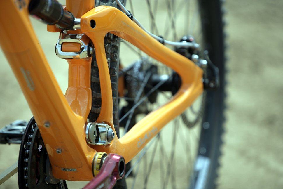 Ibis bikes P�emka Tejchmana