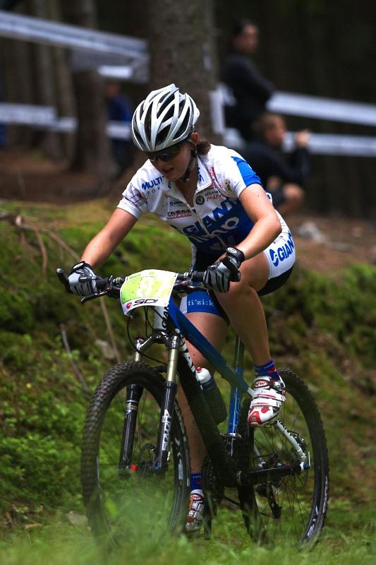 Merida Bike Vysočina 2009 - XCO - Jitka Škarnitzlová