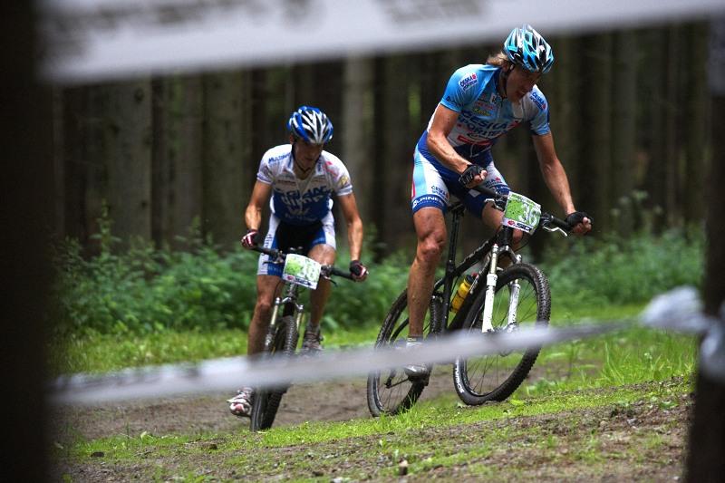 Merida Bike Vyso�ina 2009 - XCO - Sp�n� se �karnitzlem