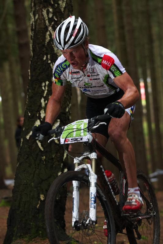 Merida Bike Vysočina 2009 - XCO - Jiří Friedl