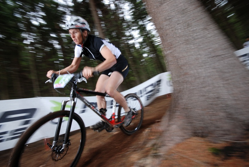 Merida Bike Vysočina 2009 - sprint: Šárka Chmurová