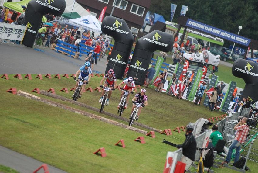 Merida Bike Vyso�ina 2009 - sprint: