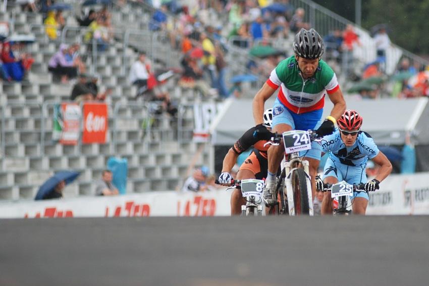 Merida Bike Vysočina 2009 - sprint: Yader Zoli
