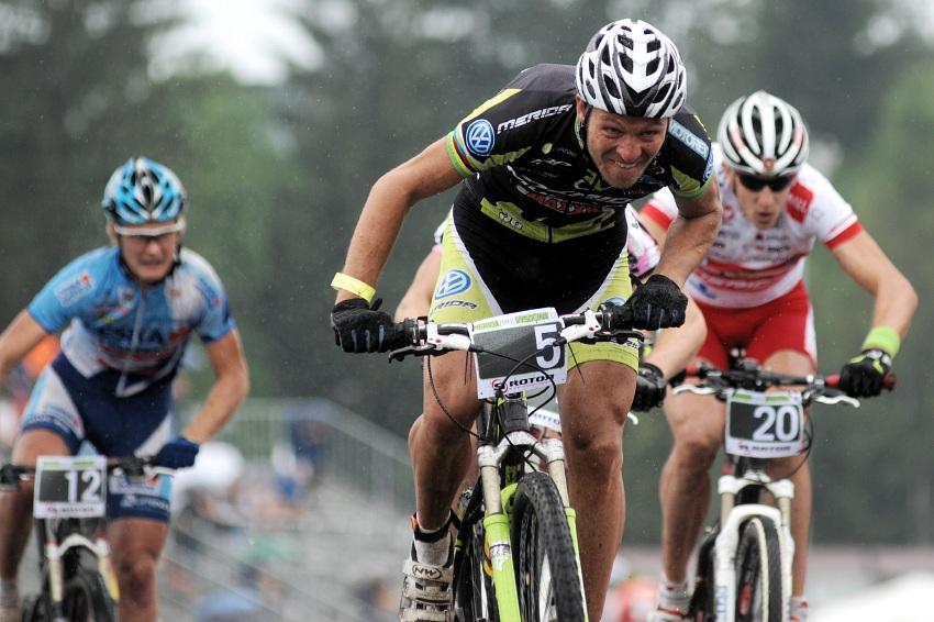 Merida Bike Vysočina 2009 - sprint: Ralph Naef