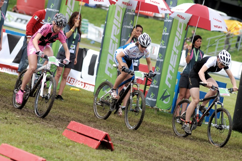 Merida Bike Vysočina 2009 - sprint: finále žen