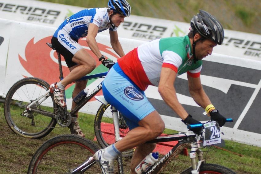 Merida Bike Vyso�ina 2009 - sprint: od startu naplno