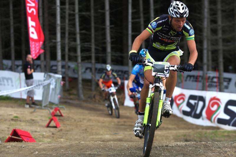 Merida Bike Vysočina 2009 - sprint - Ralph Näf