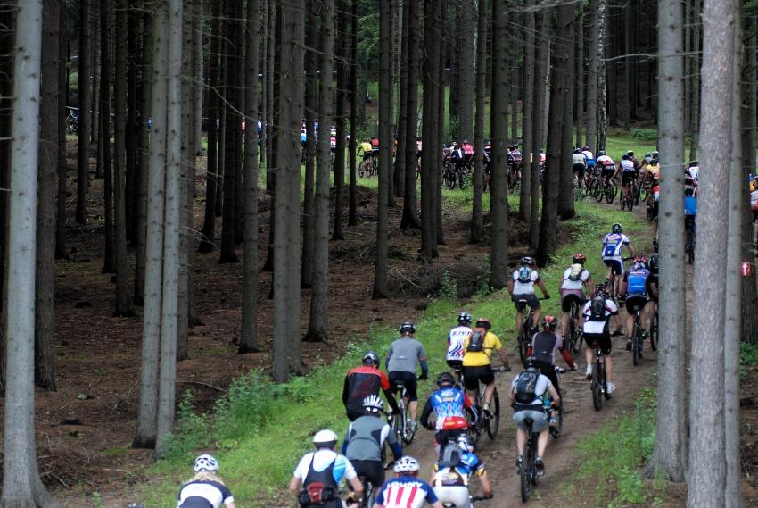 Merida Bike Vysočina 2009 - maraton: