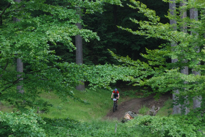 Merida Bike Vyso�ina 2009 - maraton: