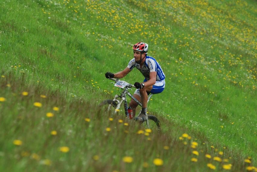 Merida Bike Vyso�ina 2009 - maraton: Ond�ej Fojt�k