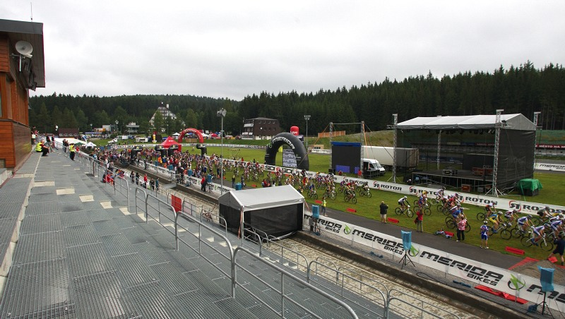 Merida Bike Vyso�ina 2009 - maraton