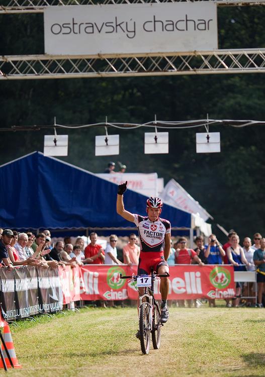Ostravský Chachar 2009 - Tomáš Vokrouhlík vítězí!