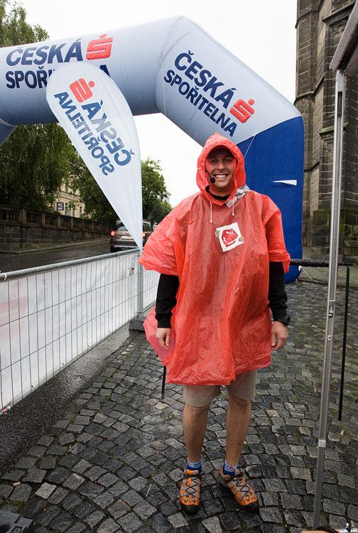 KPŽ Manitou Železné hory 2009 - Tomáš  Hauptvogel a jeho outdoorová kinder výbavička do deště