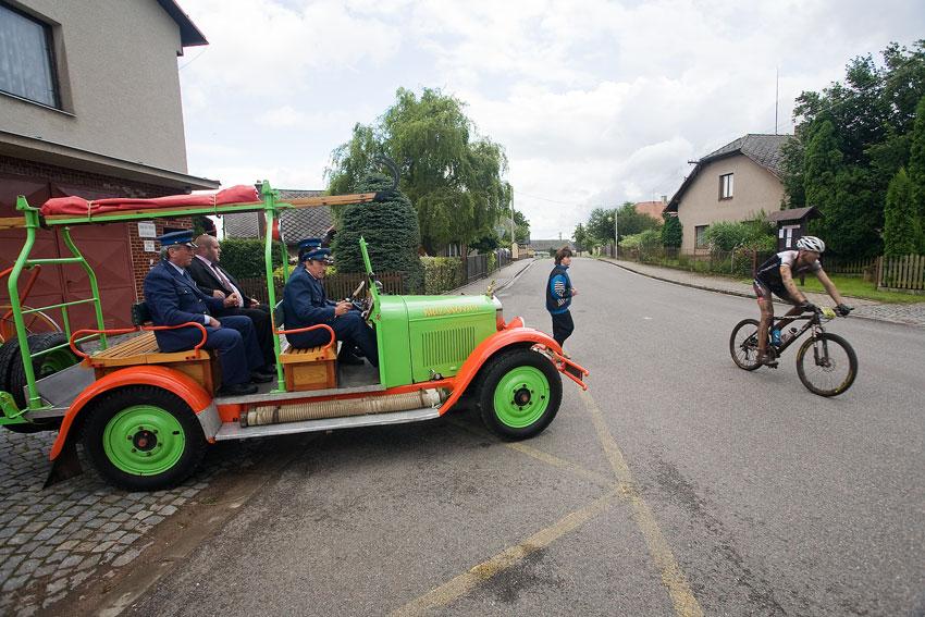 KPŽ Manitou Železné hory 2009 - Křižanovičtí hasiči