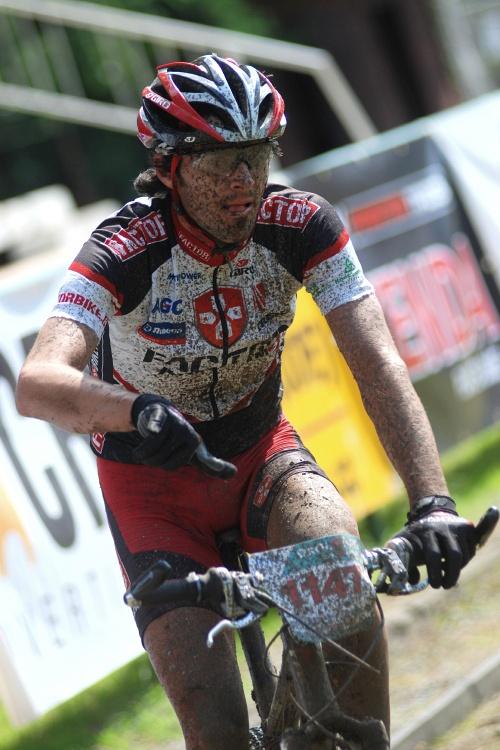 Český pohár XCM #4 2009 - RWE Okoloústí: Robert Novotný čtvrtý