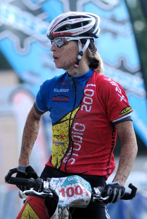 Český pohár XCM #4 2009 - RWE Okoloústí: Barbora Radová letos poprvé poražena, skončila druhá