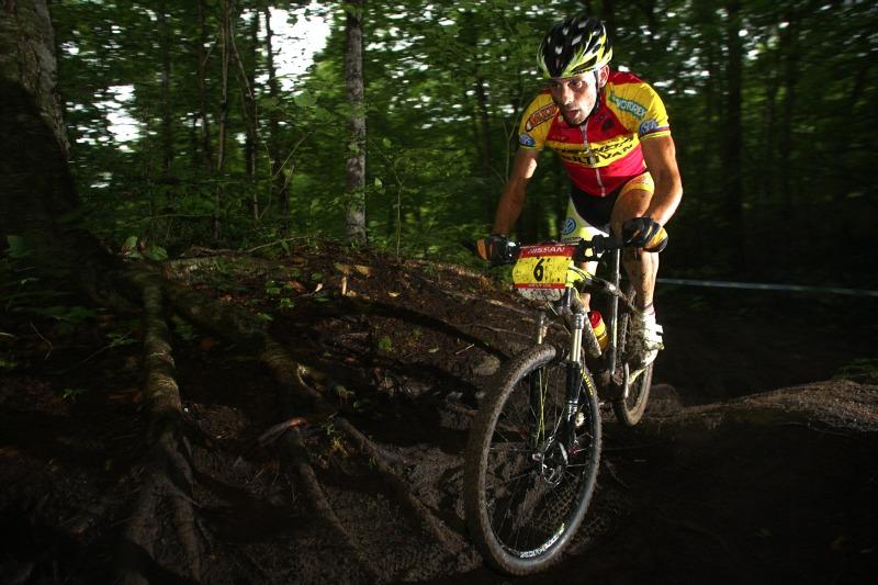 Nissan UCI MTB World Cup XC #5 - Mont St. Anne /KAN/ 26.7.2009 - Jose Antonio Hermida