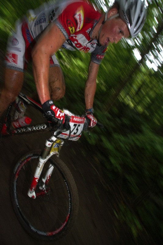 Nissan UCI MTB World Cup XC #5 - Mont St. Anne /KAN/ 26.7.2009 - Matou� Ulman