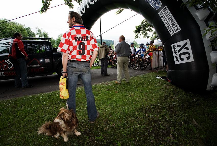 Bikechallenge 2009 - Šukerův brácha