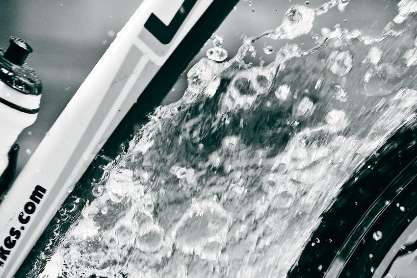 Bikechallenge 2009 - několik obrázků na téma voda...