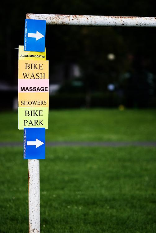 Bikechallenge 2009 - informační systém