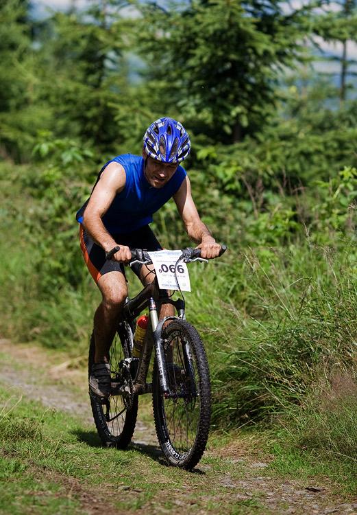 Bikechallenge 2009 - Míra Hornych
