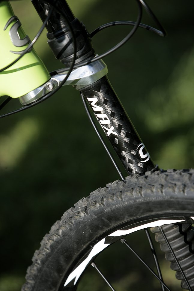 Cannondale Rize Carbon 2 TEST