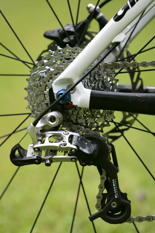 Giant XTC Advanced SL 0 2009 Jana Škarnitzla /Giant Mountain Bike Team/