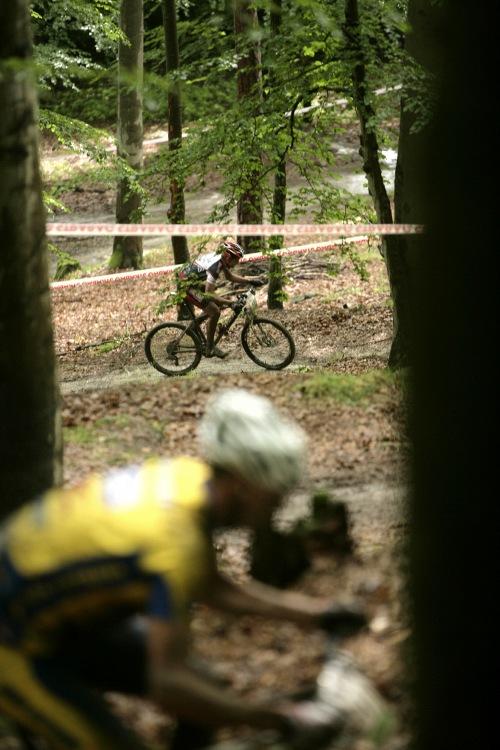 Mistrovství ČR MTB XC 2009 - Karlovy Vary: Standa Hejduk