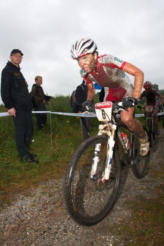 Mistrovství Evropy MTB XC 2009 - Zoetermeer /NED/ - elite: Maja Wloszczowska