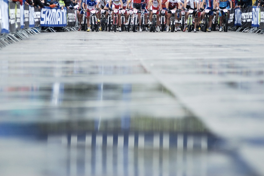 Mistrovství Evropy XC 2009 - Zoetermeer /NED/ - muži & ženy Elite: start mužů