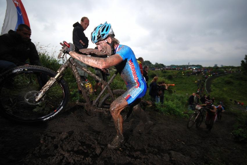 Mistrovství Evropy XC 2009 - Zoetermeer /NED/ - muži & ženy Elite: Milan Spěšný