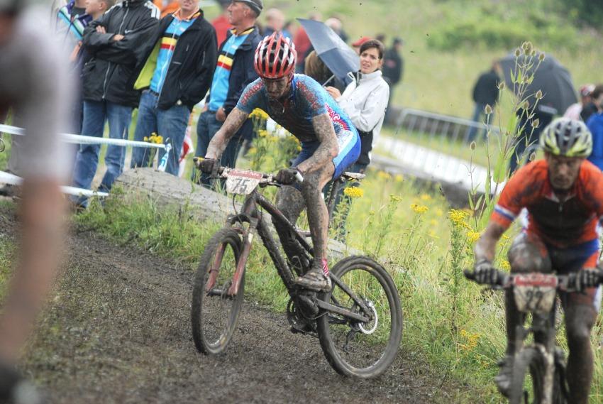 Mistrovství Evropy XC 2009 - Zoetermeer /NED/ - muži & ženy Elite: Ňumi jezdil bokem