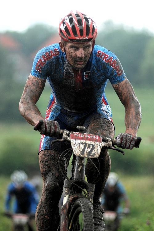 Mistrovství Evropy XC 2009 - Zoetermeer /NED/ - muži & ženy Elite: Pavel Boudný