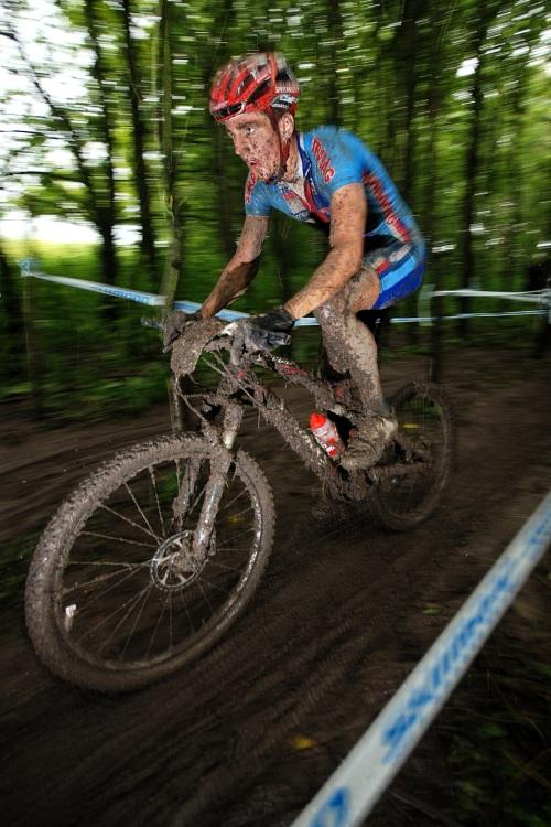 Mistrovství Evropy XC 2009 - Zoetermeer /NED/ - muži & ženy Elite: Jaroslav Kulhavý