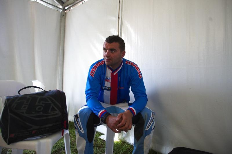 Mistrovství světa MTB 4X 2009 - Canberra /AUS/ - Michal Prokop si Austrálii odstonal