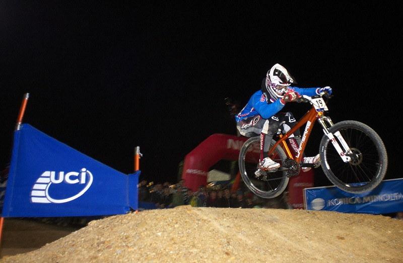 Mistrovství světa MTB 4X 2009 - Canberra /AUS/ - Jakub Říha