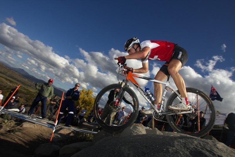 Mistrovství světa MTB XC 2009, Canberra /AUS/ - Thomas Litscher